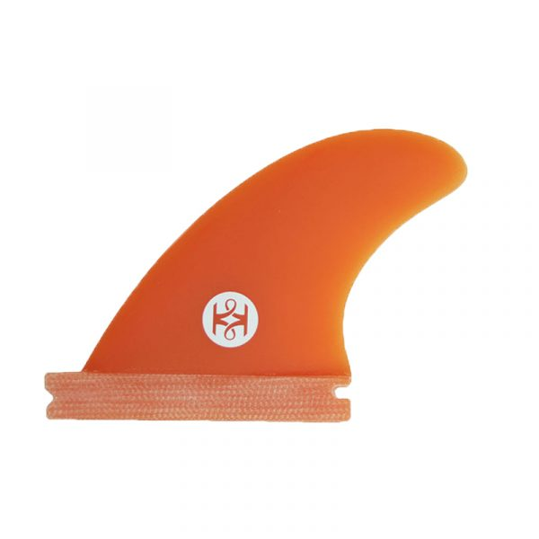 1104Side Bites Solid Colour Orange Futures