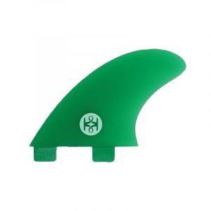 1105 Side Bites Solid Colour Green FCS