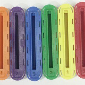 Single Tab fin boxes